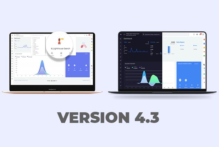 Bridge lCS new software update