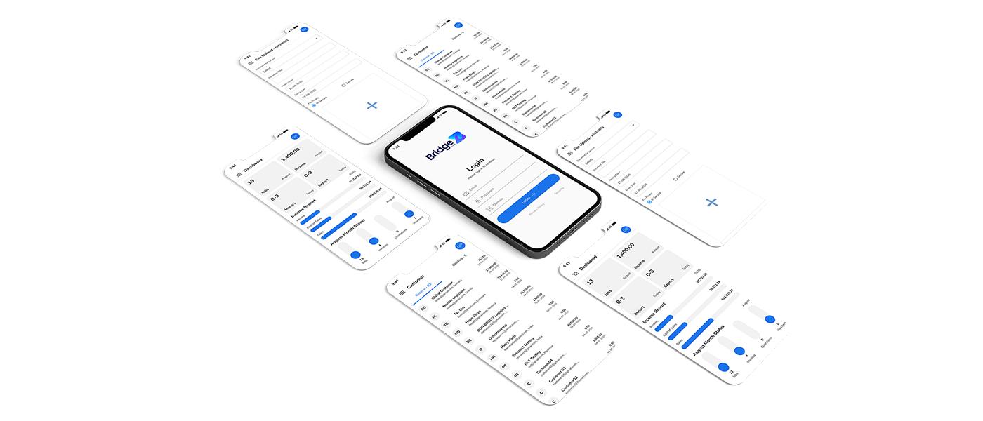 Bridge LCS - Mobile App For Logistics