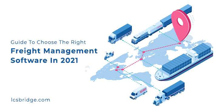 choose right freight management software